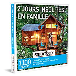 Smartbox - 2 jours insolites en famille