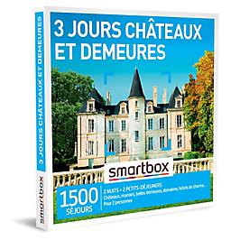Smartbox - 3 jours châteaux et demeures
