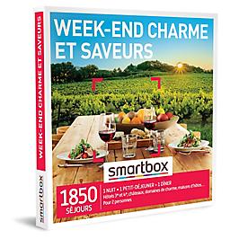 Smartbox - Week-end charme et saveurs