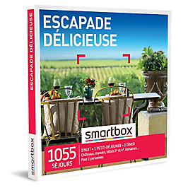 Smartbox - Escapade délicieuse