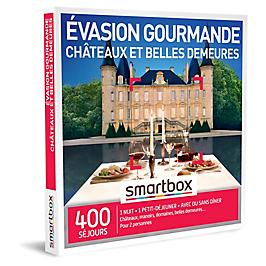 Smartbox - Évasion gourmande châteaux et belles demeures