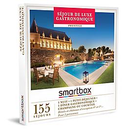 Smartbox - Séjour de luxe gastronomique