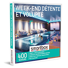 Smartbox - Week-end détente et volupté
