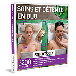 Smartbox - Soins et détente en duo