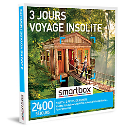 Smartbox - 3 jours voyage insolite