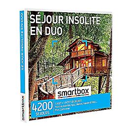 Smartbox - Séjour insolite en duo