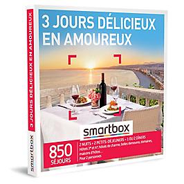 Smartbox - 3 jours délicieux en amoureux