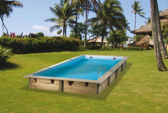 piscine bois jardi leclerc