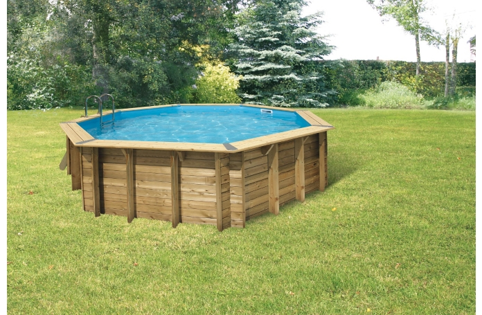 Piscine hors sol leclerc for Piscine emeraude