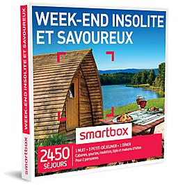 Smartbox - Week-end insolite et savoureux