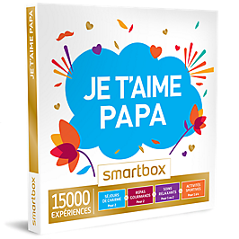 Smartbox - JE T'AIME PAPA