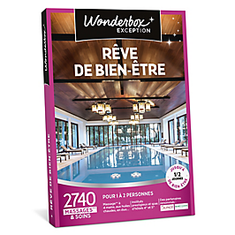 Wonderbox - Rêve de Bien Etre