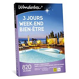 Wonderbox - 3 Jours Week-End Bien Etre