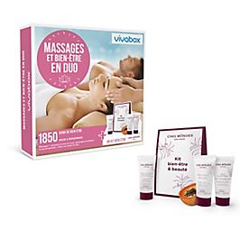 Vivabox - Massages et bien-être en duo