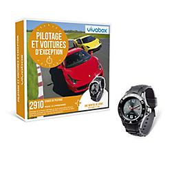Vivabox - Pilotage et voitures d'exception