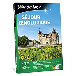 Wonderbox - Séjour oenologique