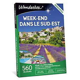 Wonderbox - Week-end dans le sud est