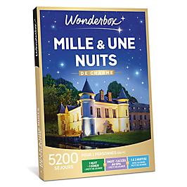 Wonderbox - Mille et une nuits de Charme