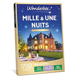 Wonderbox - Mille et une nuits gourmandes