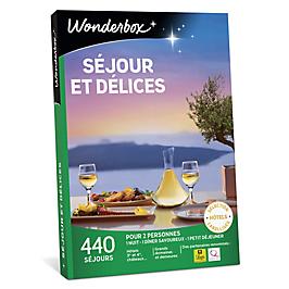 Wonderbox - Séjours et délices