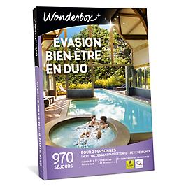 Wonderbox - Evasion bien-être en duo