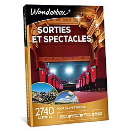 Wonderbox - Sorties & Spectacles