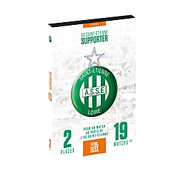 Tick&Box - AS SAINT-ETIENNE SUPPORTER