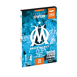 Tick&Box - OLYMPIQUE DE MARSEILLE