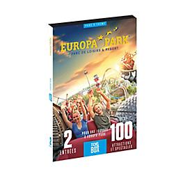 Tick&Box - EUROPA PARK - JOURNEE