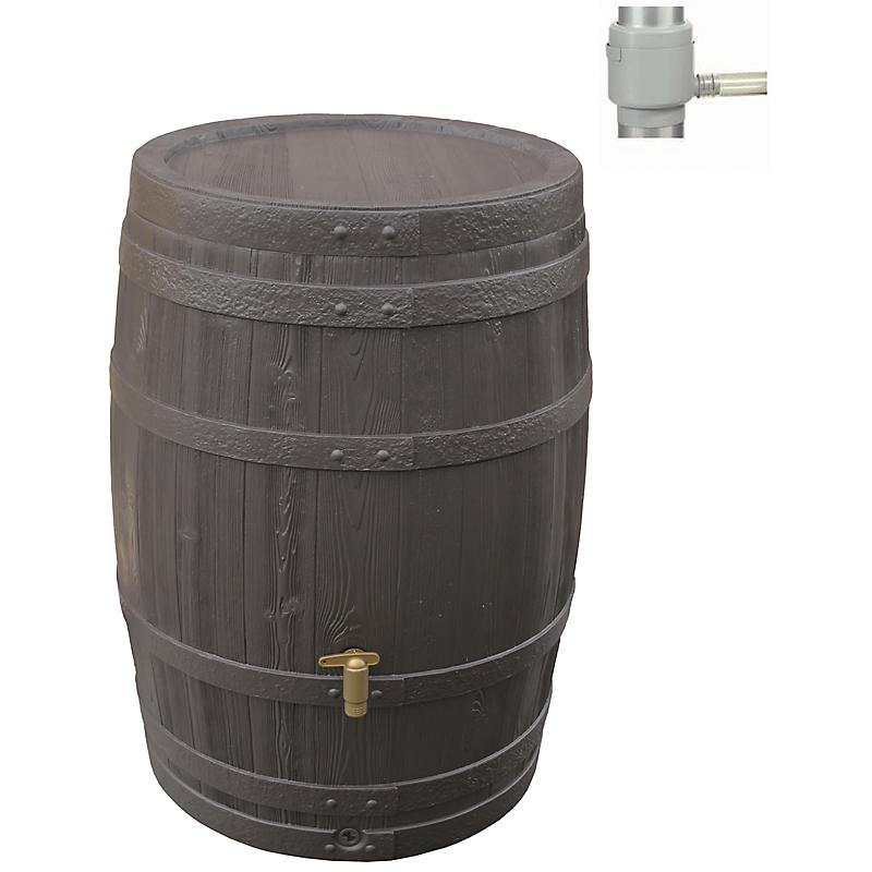 Récupérateur d'eau de pluie tubulaire Vino 250 L