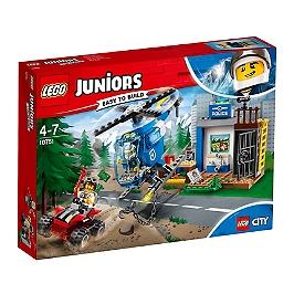 La À City Lego Juniors Jouets Lego® Course Montagne Poursuite nN8wmv0