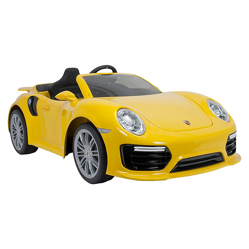 voiture porsche 911 turbo s 1 place 6 v maison et. Black Bedroom Furniture Sets. Home Design Ideas