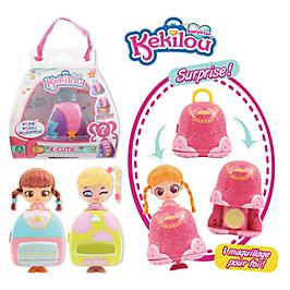 KKL - Kekilou Surprise - K-Cutie (1 mini sac) - modèle aléatoire
