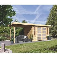 Abris de jardin bois - Maison & Loisirs E.Leclerc