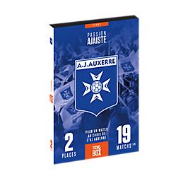 Tick&Box - AJ Auxerre