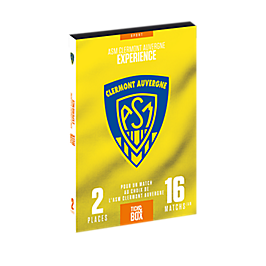 Tick&Box - ASM Clermont Experience