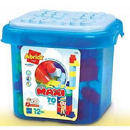 Bac 70 Pieces Bleu Les Maxi - 7698