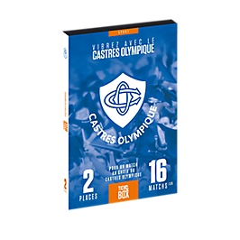 Tick&Box - Castres Olympique