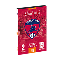Tick&Box - Clermont Foot