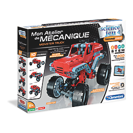 ATELIER MECA-MONSTER TRUCK - 52426.6