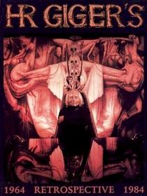 H. R. Giger's retrospective - Hans RudiGiger