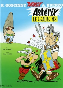Une aventure d'Astérix - RenéGoscinny
