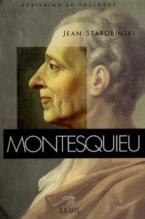 Montesquieu - JeanStarobinski