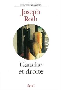 Gauche et droite - JosephRoth