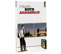 Armadillo - William Boyd