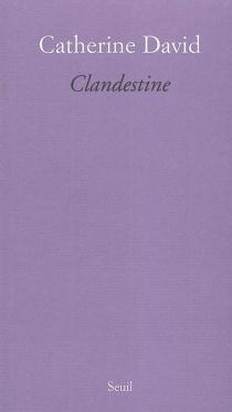 Clandestine - CatherineDavid