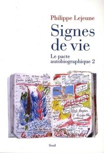 Le pacte autobiographique - PhilippeLejeune