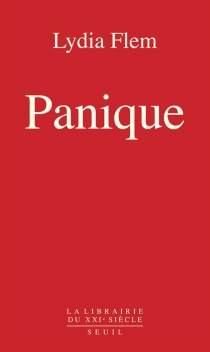 Panique - LydiaFlem
