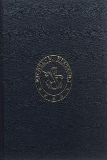 Correspondances du marquis de Sade et de ses proches enrichies de documents, notes et commentaires -