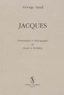 Jacques - GeorgeSand